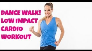 Walking, Exercise: Dance Walk Full 30-Minute Walking Workout by jessicasmithtv