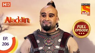 Aladdin - Ep 206 - Full Episode - 30th May, 2019