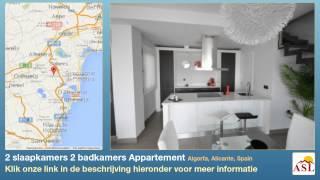 preview picture of video '2 slaapkamers 2 badkamers Appartement te Koop in Algorfa, Alicante, Spain'