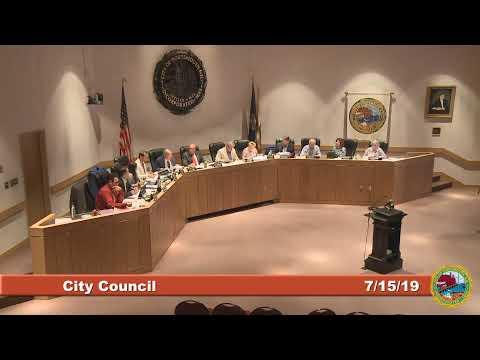 City Council 7.15.19