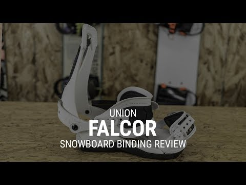 2019 Union Falcor Snowboard Binding Review- Tactics