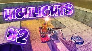 Tanki online - Incredible XP/BP Highlightes! ( Skills , 360 Shots , Dodges ) ( Garder Only!)