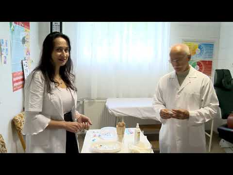 Helminthiasis kezelési protokollok