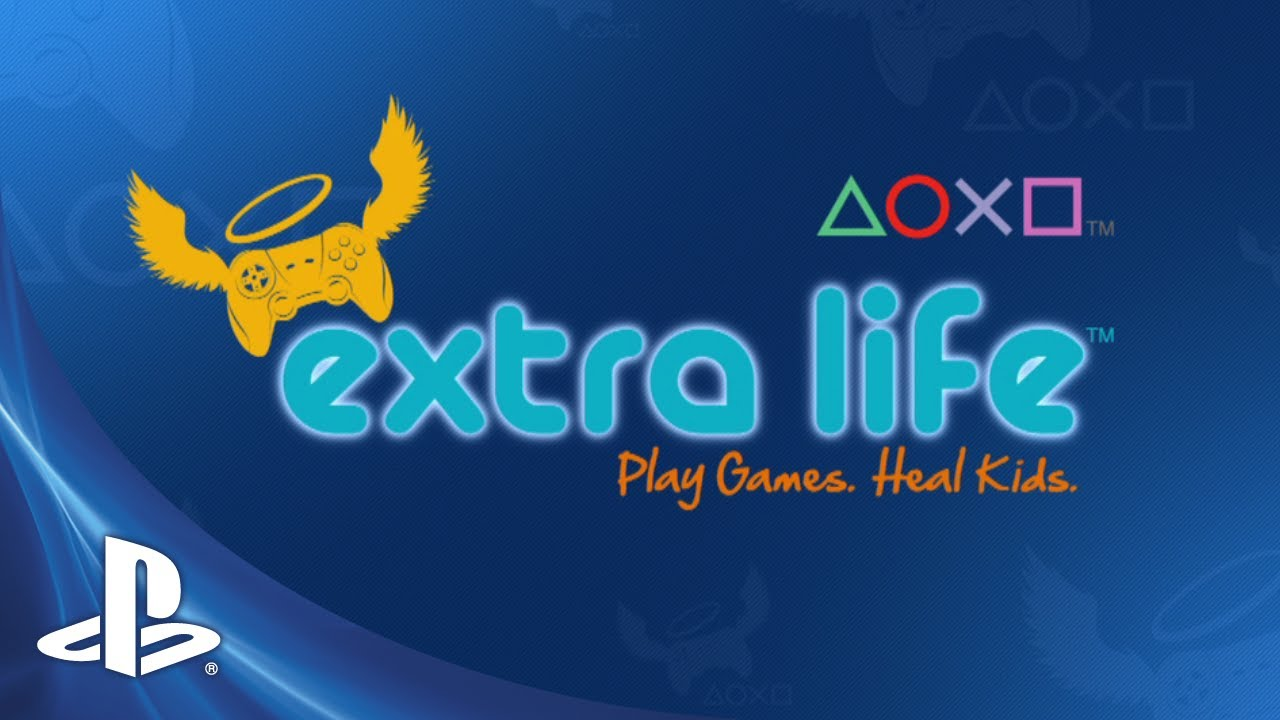 PlayStation and Extra Life Team Up For Children's Hospitals