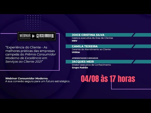 As melhores práticas das empresas campeãs do Prêmio CM 2021 | Webinar com MRV