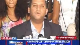 Organizaciones de sociedad civil exigen esclarecer cuarto asesinato de transexual en este año