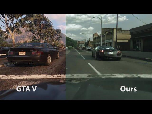 GTA 5 krijgt fotorealistische graphics dankzij experimentele tool