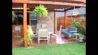 Backyard Patio Ideas | Patio Ideas For Backyard | Small Backyard Patio Ideas