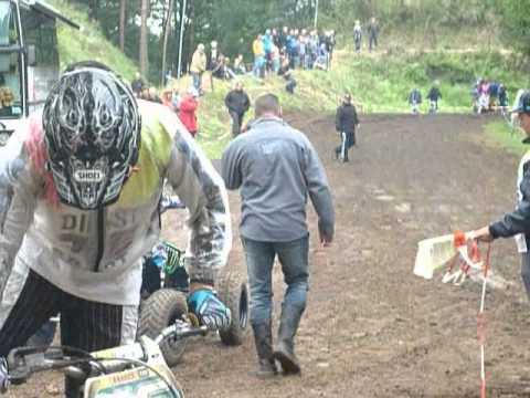 Quad race in Wanroij