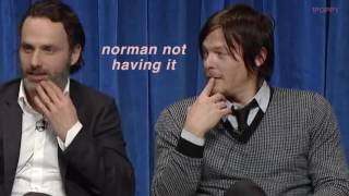 Love This Moment  -   The Walking Dead Cast funny & cute Moments
