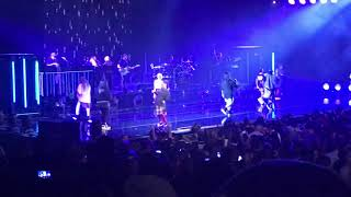 """Janet performs """"No Sleep"""" feat J Cole live in Honda Center"""