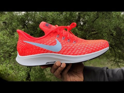 NIKE ZOOM PEGASUS 35 REVIEW | 2018