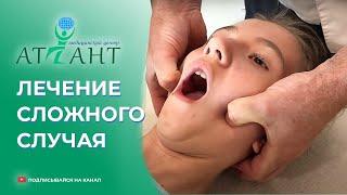 Лечение сложного случая у Вики! Ручная Диагностика детей