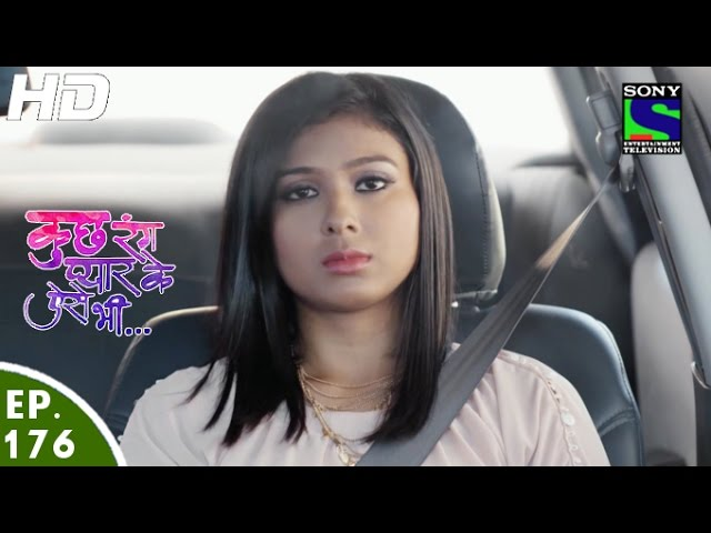 Kuch Rang Pyar Ke Aise Bhi – 01st November, 2016 – Full Episode
