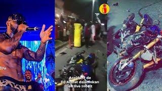 Accident De DJ Arafat Daishinkan En Live Inédit