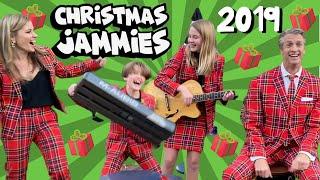 """Christmas Jammies 2019 - """"Raise Your Glass"""" P!nk Parody"""