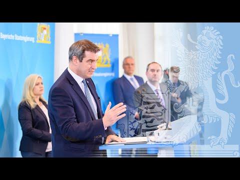 Pressekonferenz zur Corona-Pandemie vom 30.03.2020 - in Deutscher Gebärdensprache