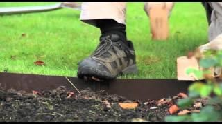 Everedge Garden Steel Edging - How to  Install