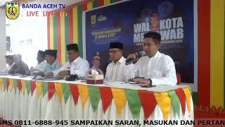 Walikota Banda Aceh Menjawab edisi 24 Mei 2019