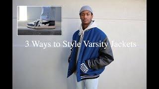 3 Ways to Style Varsity Jackets | Americana Fashion 101 | Vintage Jackets & Levi's