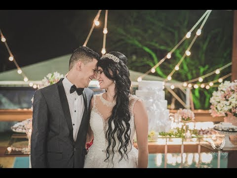 Juliane & Denis │Wedding │ Casamento │ Natália Beatriz FOTO & VÍDEO