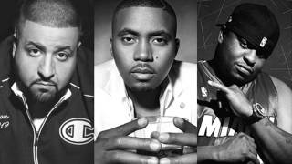 DJ Khaled ft. Nas, Scarface & DJ Premier -- Hip Hop