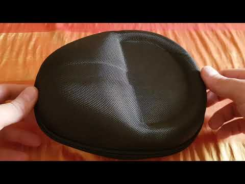 Banggood Mini Portable Hard Headphone Case - Unboxing