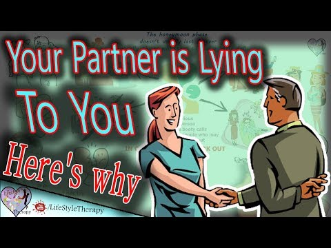 Why do People Lie in Relationships ? animated video