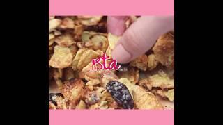SistaCafe Channel : วิธีทำคอร์นเฟลกน้ำผึ้งง่ายๆ ด้วยตัวเอง