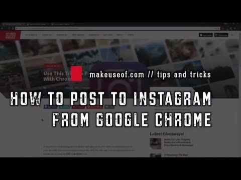 mp4 Instagram Web In Google Chrome, download Instagram Web In Google Chrome video klip Instagram Web In Google Chrome