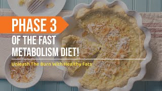 Haylie Pomroys Fast Metabolism Diet Phase 3 Overview