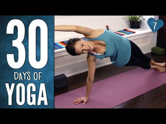 Day 7 Total Body Yoga 30 Days Of Yoga | Mp3FordFiesta.com
