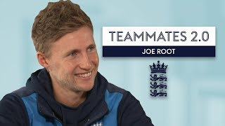 Who plays Disney soundtracks in the England cricket dressing room?! | Teammates 2.0 | Joe Root
