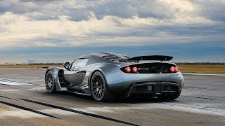 Top 5ive World's Fastest Cars