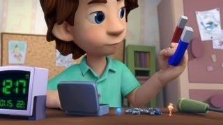 Фиксики - Магнит | Познавательные мультики для детей