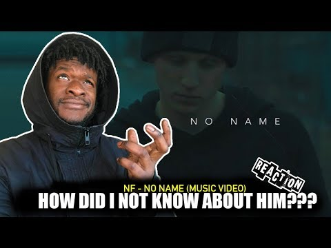 NF - NO NAME (REACTION!)