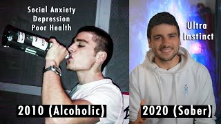 What Being an Alcoholic Felt Like & How Quitting Alcohol Saved My Life