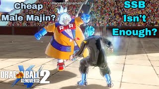 FINALLY FOUND A MALE MAJIN! Is He Playing Cheap? Dragon Ball Xenoverse 2