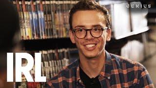 Logic Visits A Vintage Video Game Vault   IRL Interview