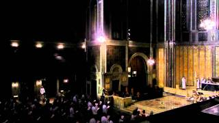 """""""This Is My Song, O God Of All The Nations"""", St. Bartholomew's Church"""