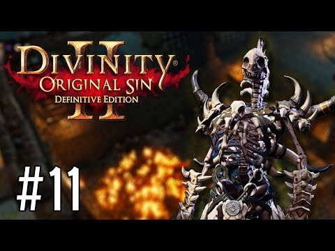 Download Necromancer Divinity Original Sin 2 Skill Showcase Video