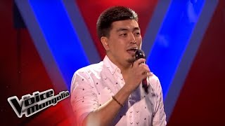 "Misheel.E - ""Faded"" - Blind Audition - The Voice of Mongolia 2018"