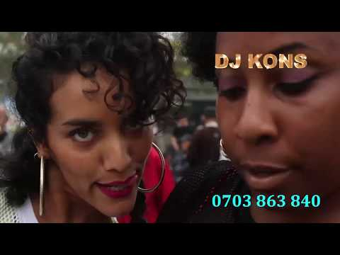 DEEJAY KONS_WARM KINGSTONE RIDDIM MIX[ Dance Video Mix]