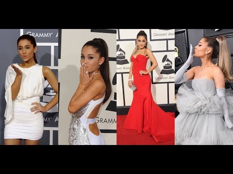 Ariana Grande Grammy's Looks Throughout The Years (2011 - 2020)