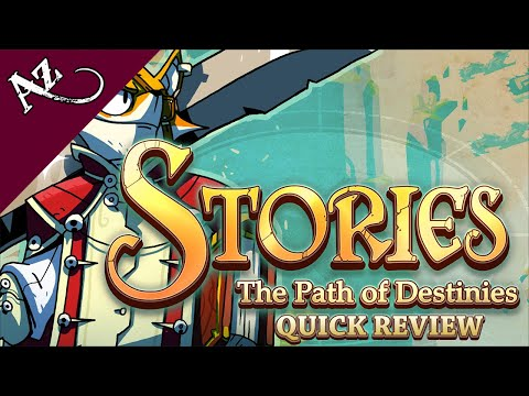 Stories: The Path of Destinies - Quick Game Review video thumbnail
