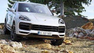 Porsche Cayenne Turbo (2018) Features, Driving, Design | Kholo.pk