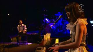 [HD] Bat For Lashes - Tahiti (Live Shepherds Bush Empire 2009)