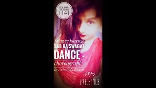 Swag Se Swagat Song |Freestyle | Dance Choreography BY Avinda Biswas FULL HD 1080P