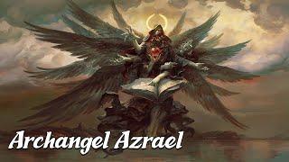 Archangel Azrael: The Archangel of Death (Angels & Demons Explained)