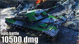Объект 277 бой на МАКСИМУМ World of Tanks
